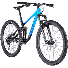 "Marin Rift Zone 1 29"", gloss black/bright blue/cyan/black"